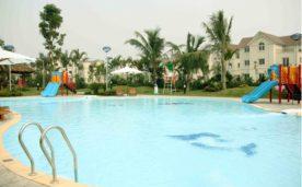 Hệ thống bể bơi tại Vinhome Gadenia