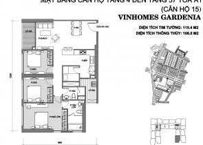mat-bang-can-ho-A115-vinhomes-gardenia