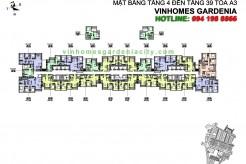 mat-bang-toa-a3-vinhomes-gardenia