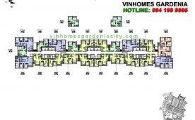 Chính sách bán hàng tòa A3 – Vinhomes Gardenia