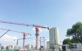 Tiến độ xây dựng The Arcadia – Vinhomes Gardenia ngày 15/05/2016
