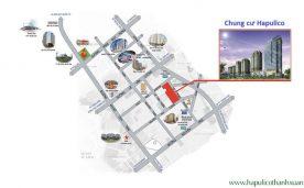 Vị trí đắc địa dự án Thanh Xuân Complex – Hapulico 24T3