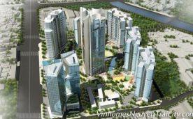 Hà Nội có thêm khu đô thị chức năng rộng 11ha trên đường Nguyễn Trãi