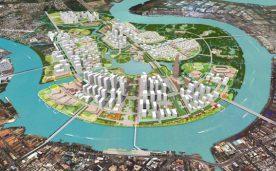 Những đô thị tương lai khiến Thế Giới thay đổi suy nghĩ về Việt Nam