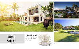 Coral Villa FLC Quảng Bình – Chuẩn mực của cuộc sống nghỉ dưỡng