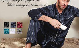 Những lý do nên mua đồ ngủ tặng cho nam giới