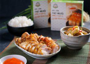 Thịt muối Thanh Sơn