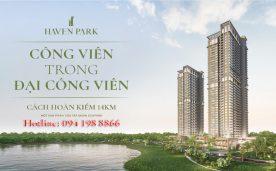 Chung cư Haven Park Residences Ecopark