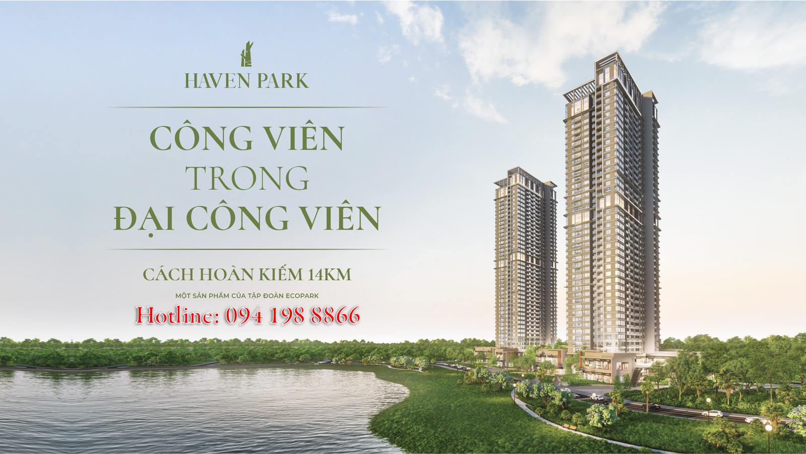 Chung cư Haven Park Residences